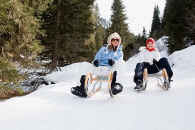 Alm Chalet Auszeit - Karneralm - Lungau - Winterurlaub