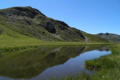 Alm Chalet Auszeit - Karneralm - Lungau - Sommerurlaub - Wandern
